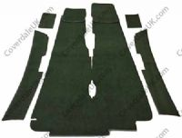 Lotus Elise S1 1996 to 2000 Carpet Set - Wessex Wool Range